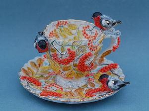 Снегири,синицы,лисы идругие пары. | Ярмарка Мастеров - ручная работа, handmade