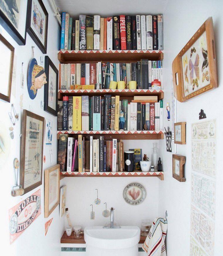 Поиграем в прятки: 45+ идей полок для маленькой квартиры, фото № 44