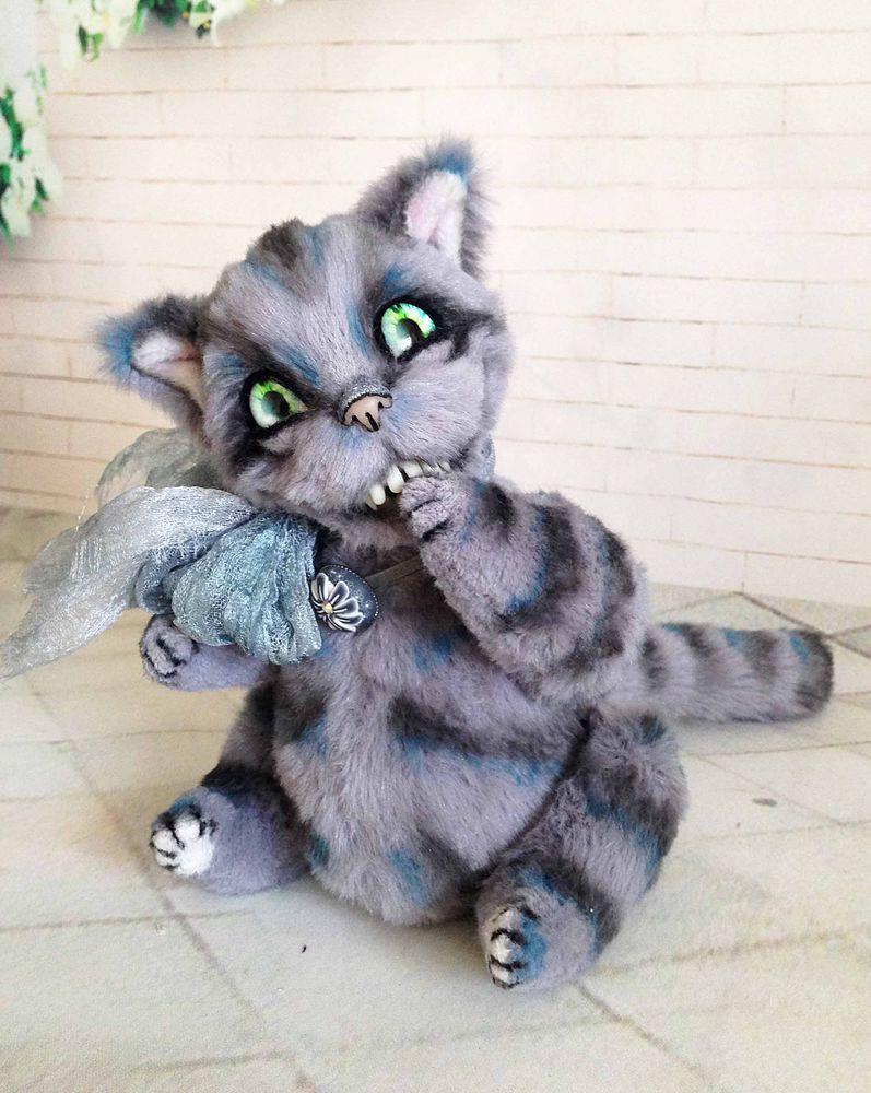 чеширский кот, новинка магазина, котёнок тедди