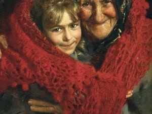 Gaetano Bellei и написанные им дедушки и бабушки. Ярмарка Мастеров - ручная работа, handmade.