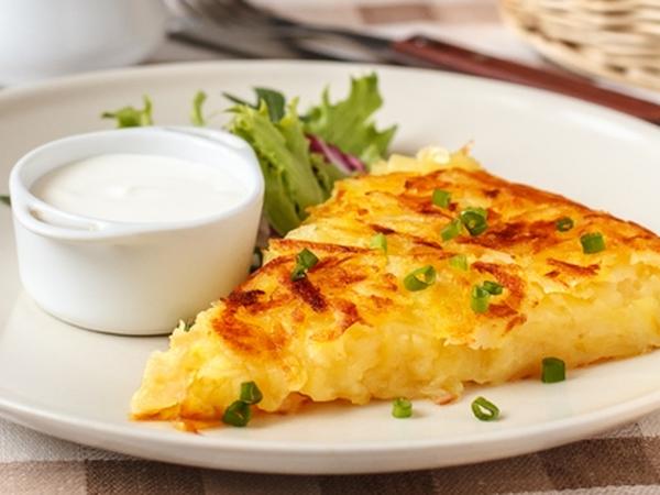 Посидим, Поедим.картофель Рёшти. Швейцарская кухня | Ярмарка Мастеров - ручная работа, handmade