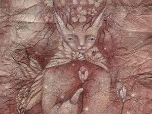 Кошка Осень.... Ярмарка Мастеров - ручная работа, handmade.