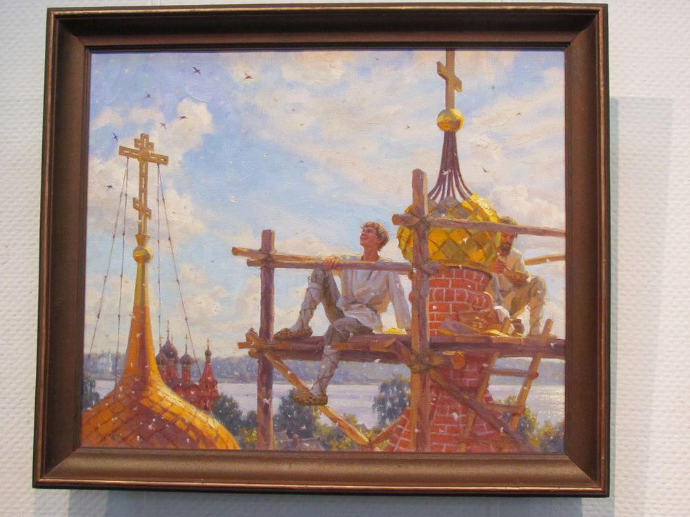 Фотоотчёт с выставки «По Золотому Кольцу», фото № 8