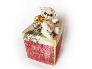 Коробка любого размера с «нуля» своими руками. Быстро, просто, бюджетно. Ярмарка Мастеров - ручная работа, handmade.
