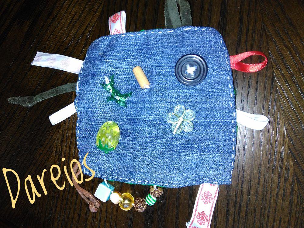 Делаем развивающую игрушку для ребенка из подручных материалов, фото № 25