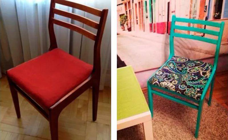 переделываем мебель