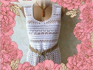 Все топы по 600 руб! Аукцион на вязаное платье! И ещё много всего!. Ярмарка Мастеров - ручная работа, handmade.