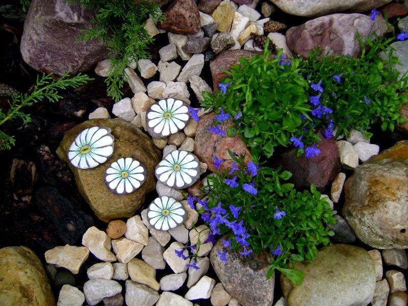декор растений