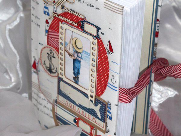 Мамины Заметки Морская Тематика | Ярмарка Мастеров - ручная работа, handmade