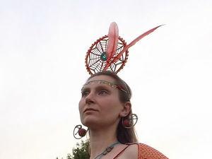 Просто был праздник :) Лесные царевны. Ярмарка Мастеров - ручная работа, handmade.
