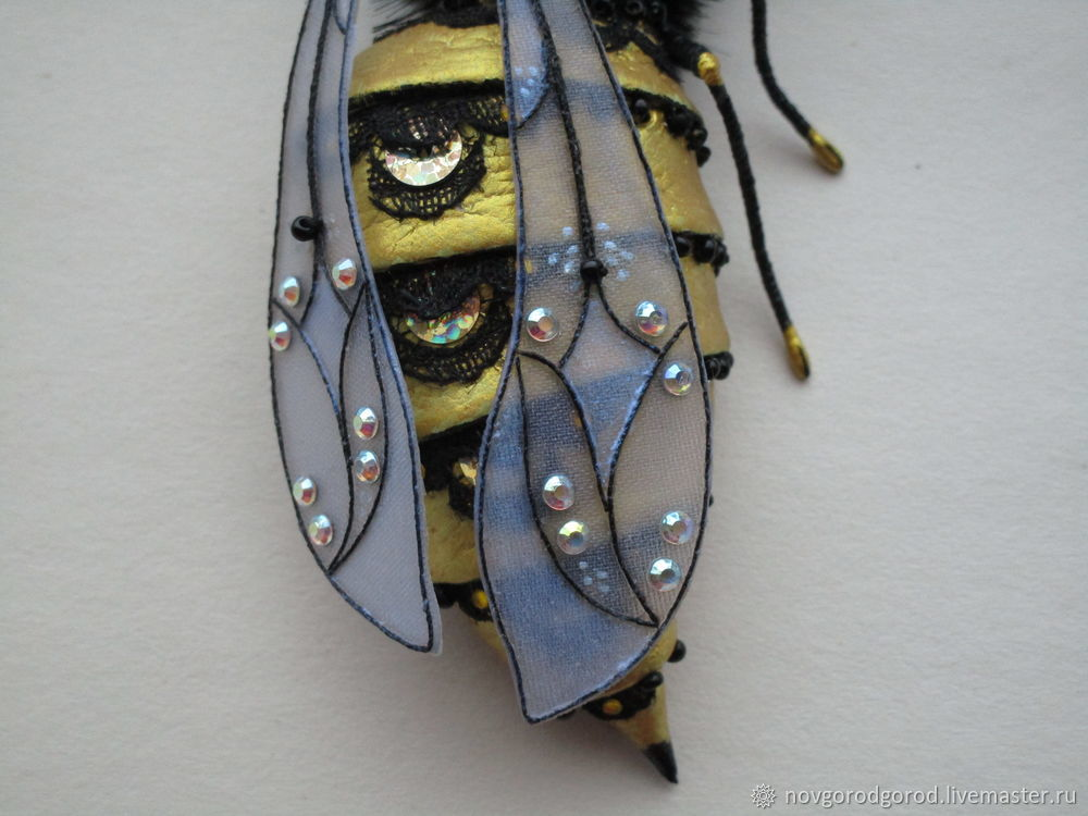 How to Make Insect Wings of Liquid Plastic, фото № 14