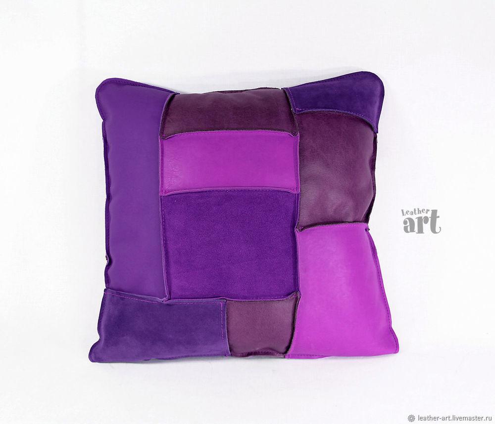 подушка декоративная, этническая подушка