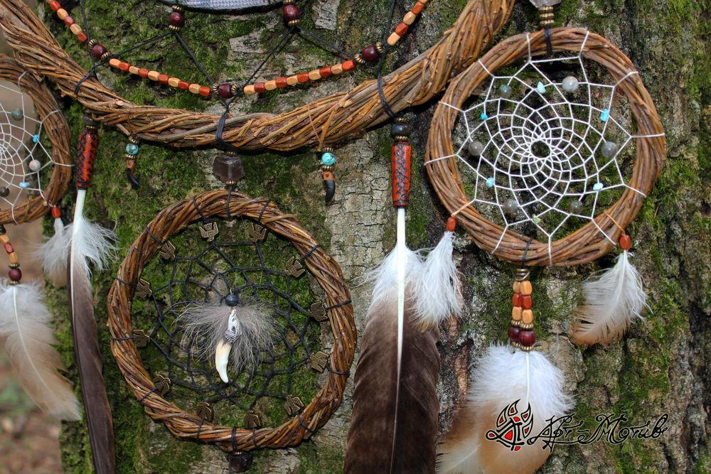 ловец для сновидений, сны, орёл, индейцы