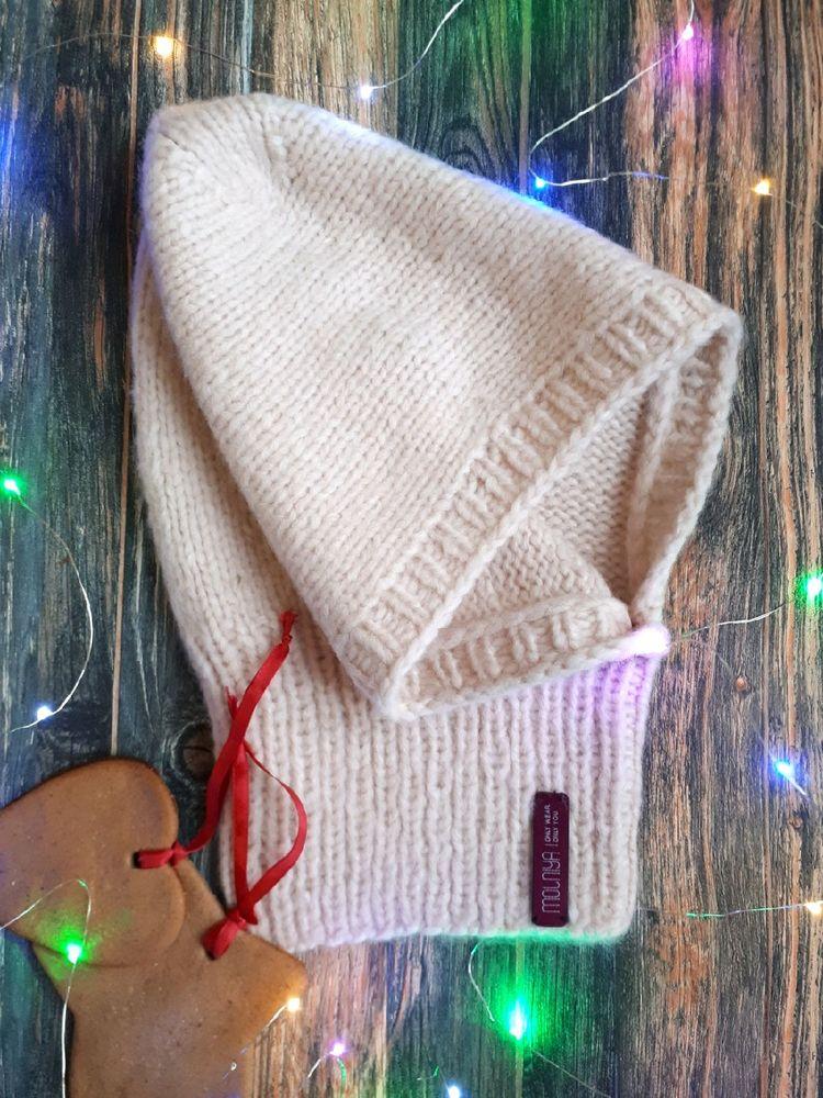 зимний капор, зимняя шапка