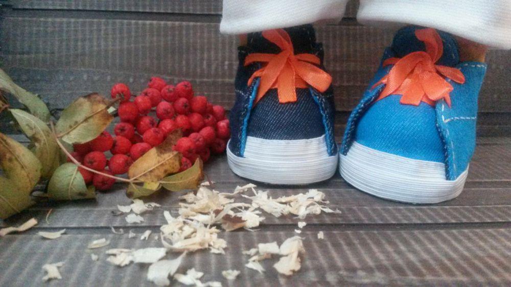 кроссовочки для мишки, ботиночки