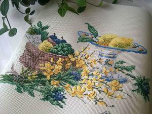 Продолжается летняя распродажа вышивки крестиком. Скидки 15%.. Ярмарка Мастеров - ручная работа, handmade.