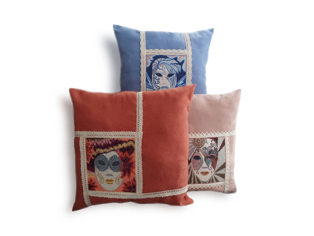 подушки интерьерные, подарок для дома