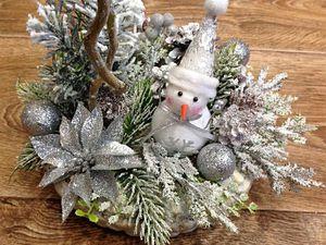 с Наступающим Новым Годом И Рождеством!!! | Ярмарка Мастеров - ручная работа, handmade