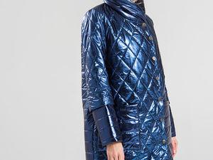 Скидка на куртку -50% до 12.12. Ярмарка Мастеров - ручная работа, handmade.