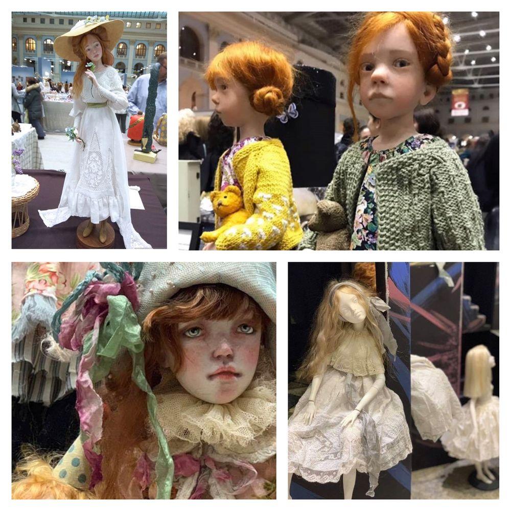 Искусство куклы 2018