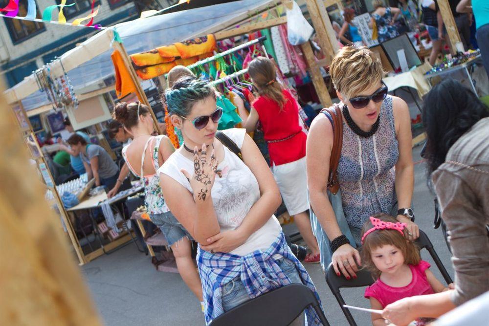 арт-маркет, лето, фестиваль