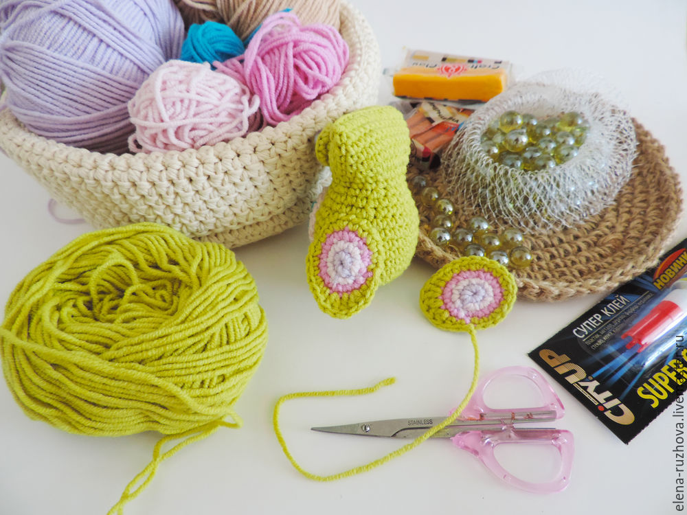Crocheting a Charming Little Owlet with Tassels on Ears, фото № 8