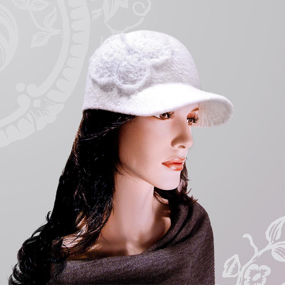 валяние из шерсти, шляпка своими руками