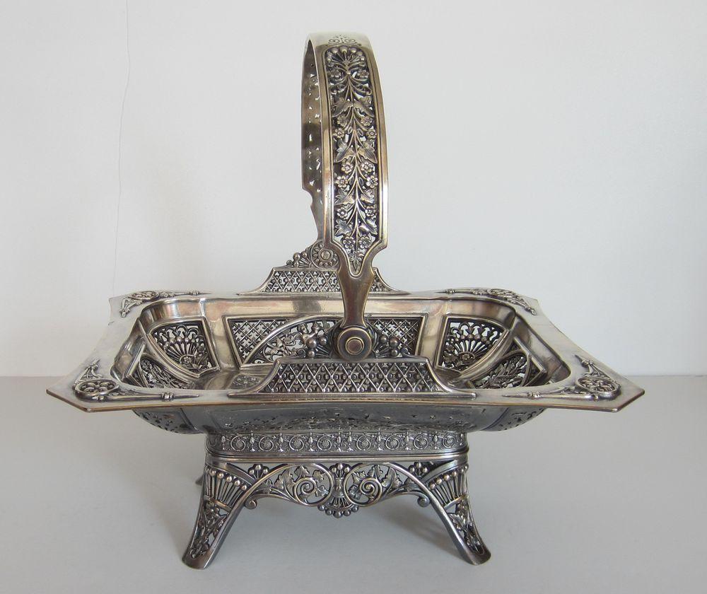 серебрение, антикварный подарок, посуда