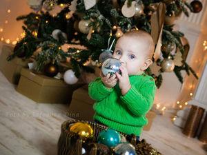 Новогодняя семейная фотосъемка   Ярмарка Мастеров - ручная работа, handmade