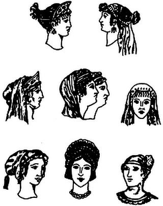 Головные уборы Древней Греции