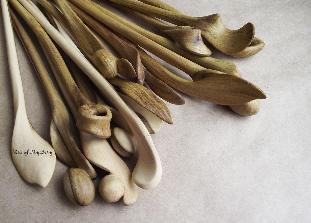 деревянные изделия, чаша для вязания, вощение