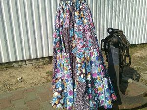 Цена на выходные!Новая юбка!. Ярмарка Мастеров - ручная работа, handmade.