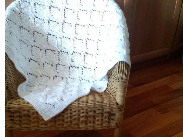 Покрывальце для Малыша | Ярмарка Мастеров - ручная работа, handmade