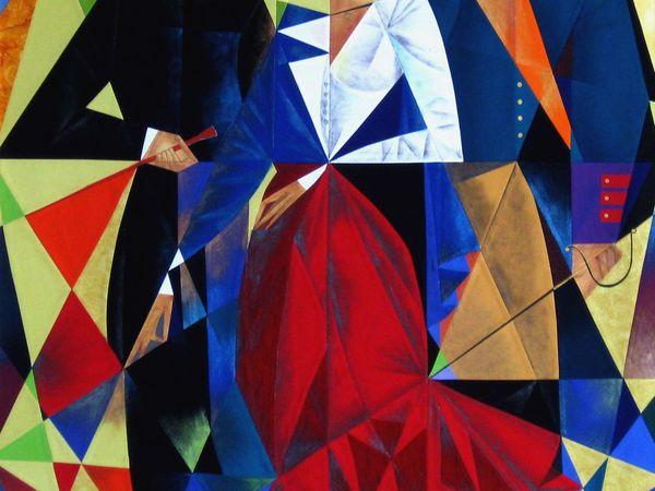 Лоскутная живопись | Ярмарка Мастеров - ручная работа, handmade