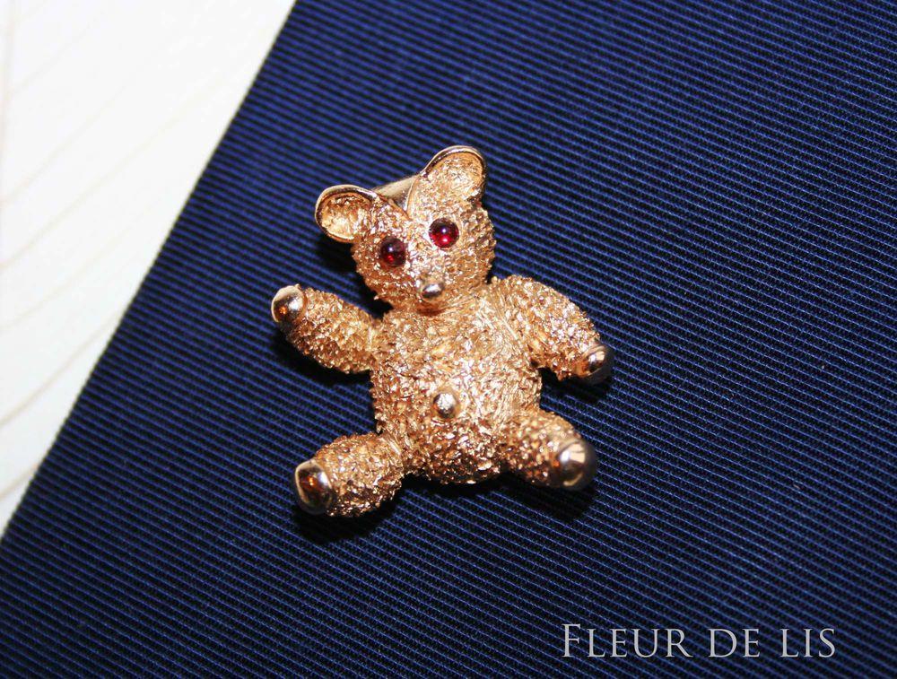 trifari, медведь