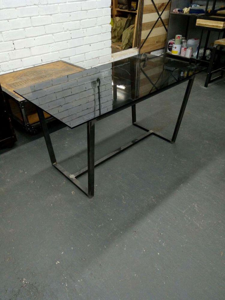 в стиле лофт, производство мебели