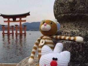 День кошек в Японии!!. Ярмарка Мастеров - ручная работа, handmade.