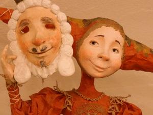 Окончание путешествия по Галерее кукол В.Скрипкиной в Санкт-Петербурге   Ярмарка Мастеров - ручная работа, handmade