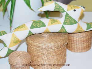 Шьем осеннего зайца в стиле тильда. Ярмарка Мастеров - ручная работа, handmade.