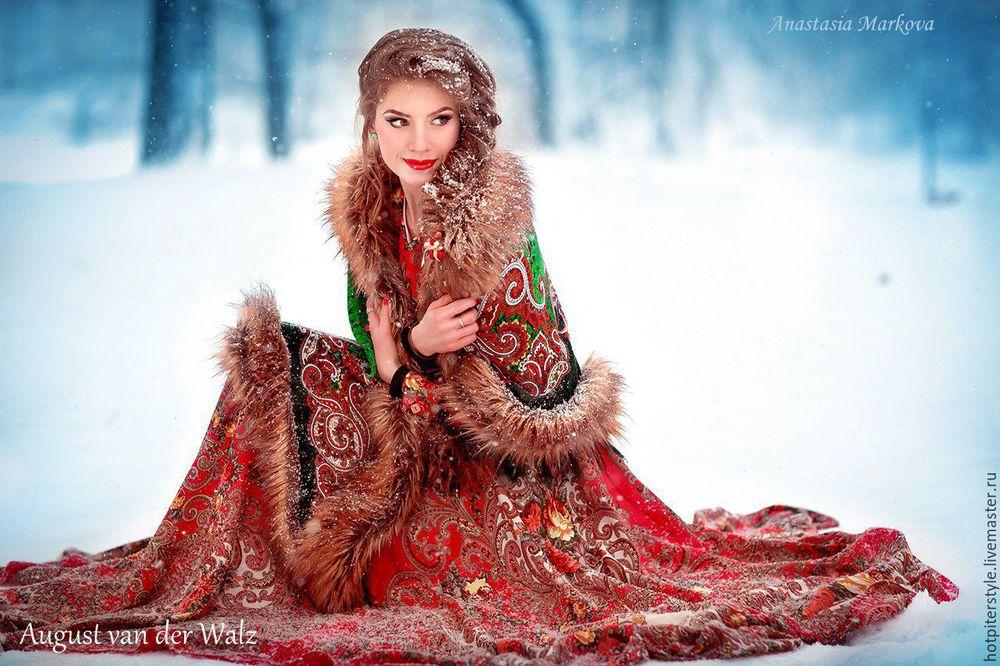 в преддверии зимы, конкурс коллекций, зимняя тема