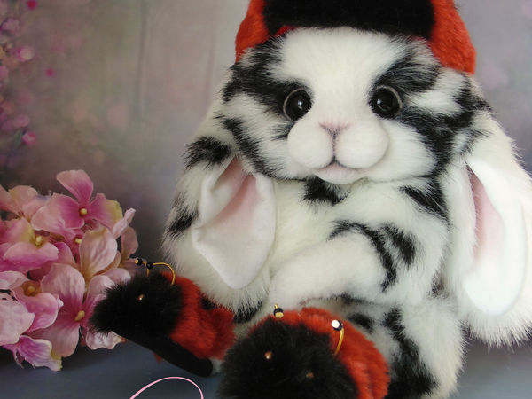 Chanel, Музыкальный Крольчонок. Больше фото | Ярмарка Мастеров - ручная работа, handmade