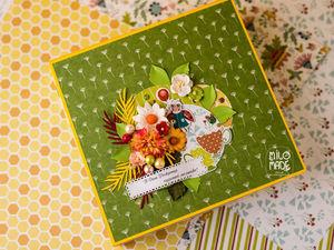 Видеообзор на подарочную коробку в День Рождения. Ярмарка Мастеров - ручная работа, handmade.