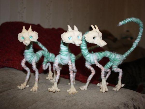 Процесс: лау ронги на каркасах) | Ярмарка Мастеров - ручная работа, handmade