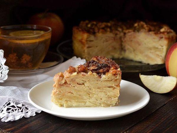 Десерт по средам....пирог