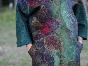 Как я провела лето. Платье Гранат, хроника. Ярмарка Мастеров - ручная работа, handmade.