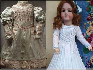 Новая кукла и новые наряды. Ярмарка Мастеров - ручная работа, handmade.