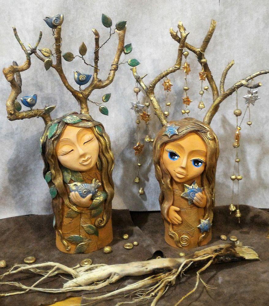 лесной, богиня, звезды, символизм