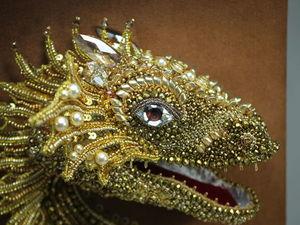 Золотой дракон. Сумочка с барельефом. Ярмарка Мастеров - ручная работа, handmade.