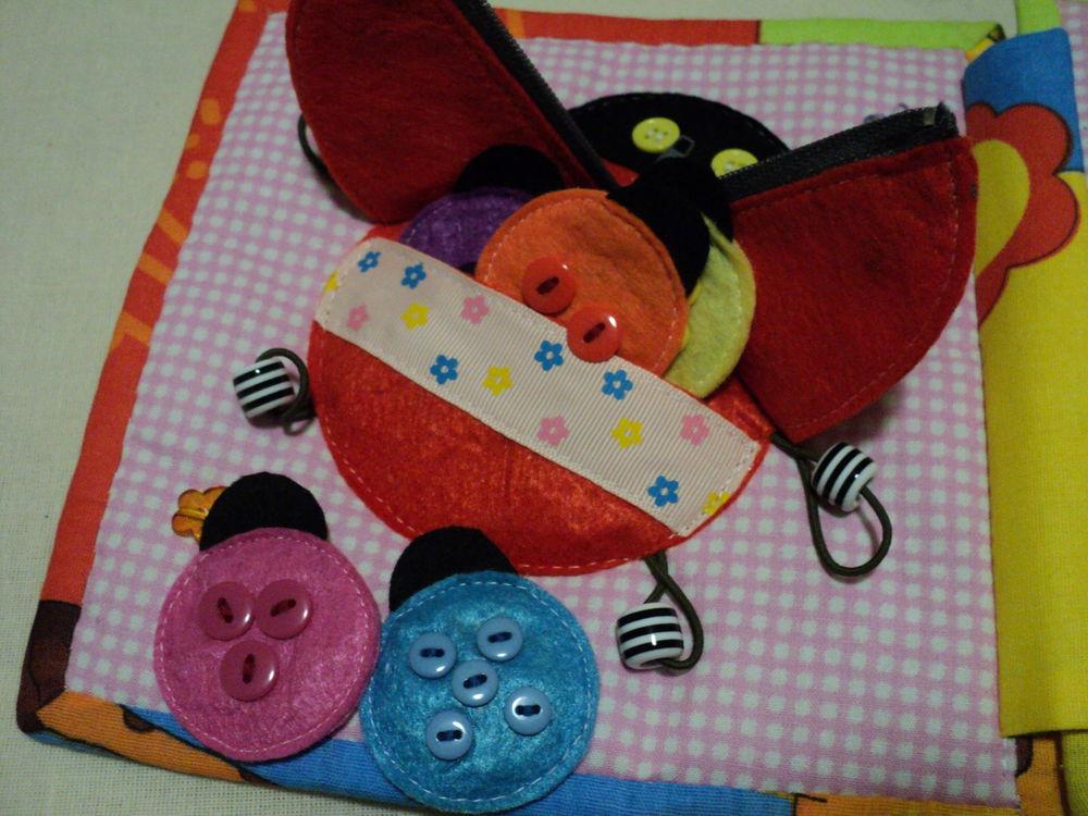 развивающая книжка, игрушки для детей