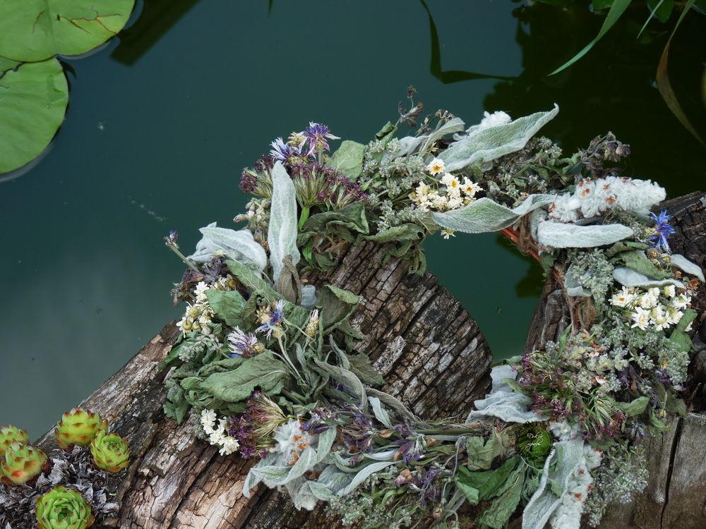сад, дачный интерьер